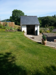 Keeper's Cottage Garden